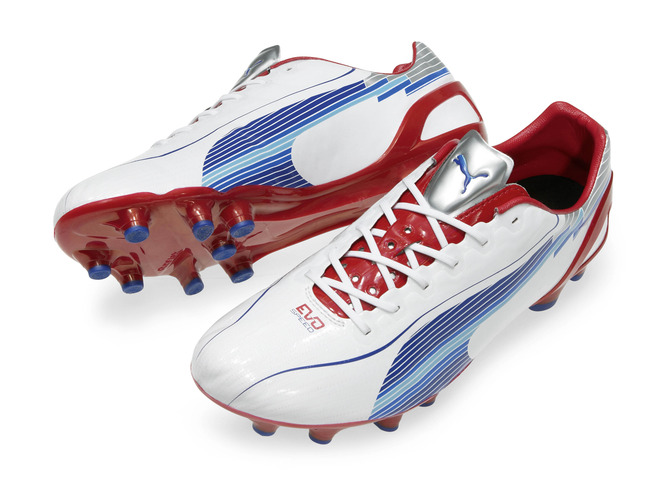 952f6ce2e9be Elite Cleat Reviews » PUMA evoSPEED 1 Released – White Limoges ...