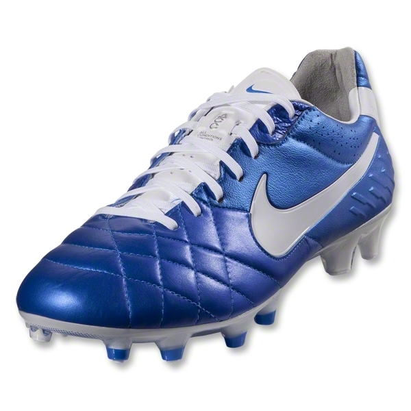 new arrival 9ebb2 f5253 Elite Cleat Reviews » Nike Tiempo Legend IV – Soar/White